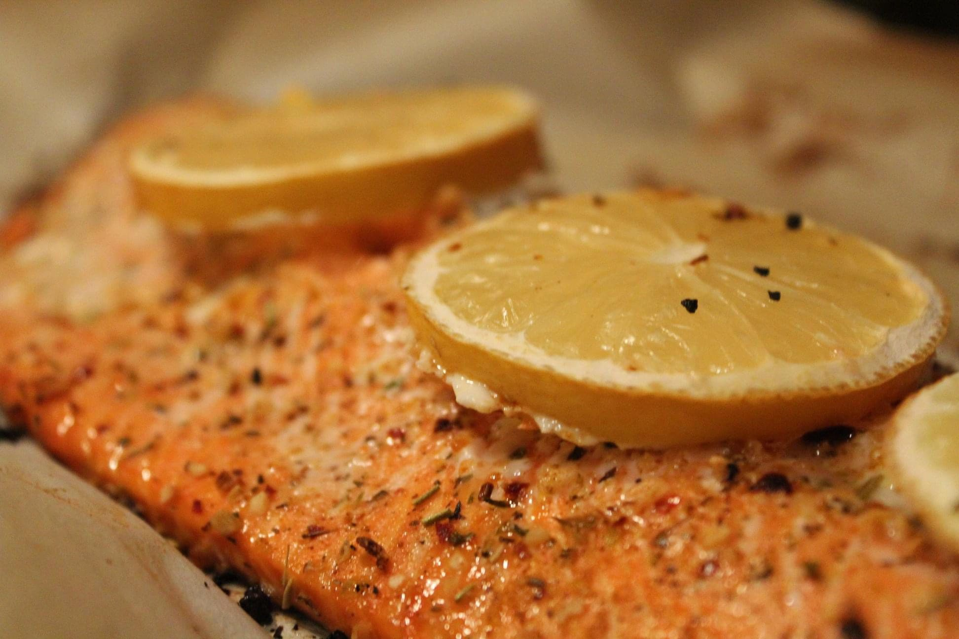 How to never ruin your salmon again