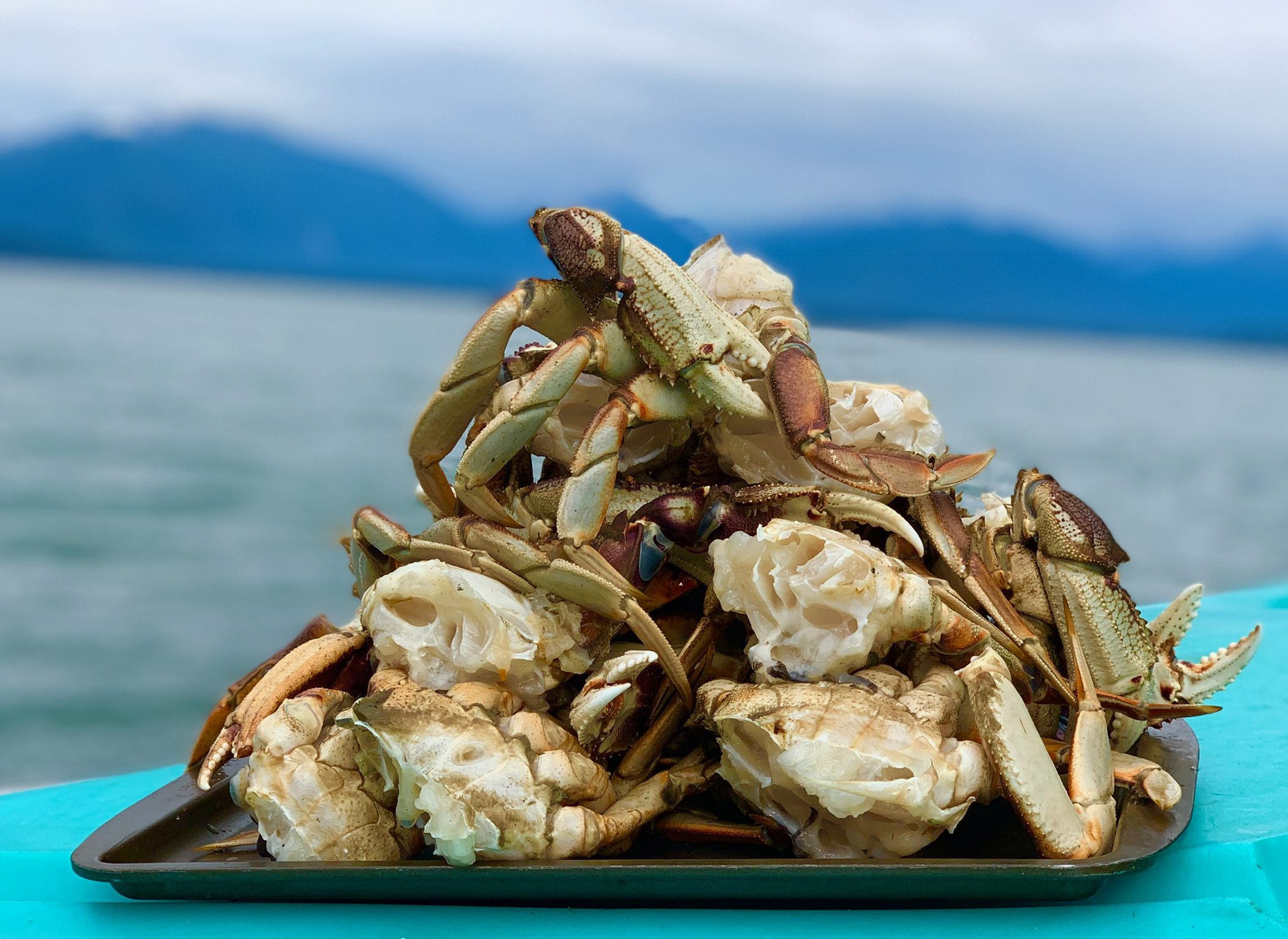 How to Cook Crab in an air fryer